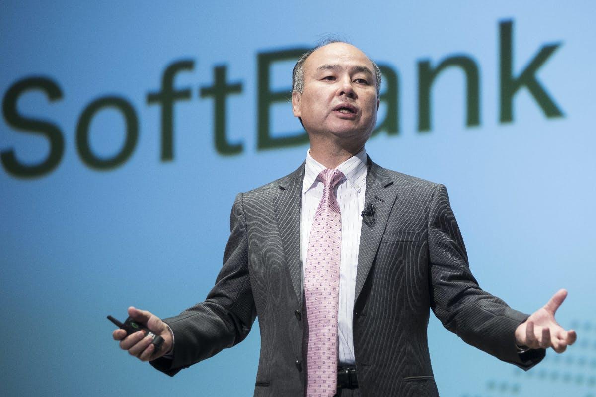 Softbank: Das unbekannte Milliarden-Unternehmen hinter Slack, Uber und Wework