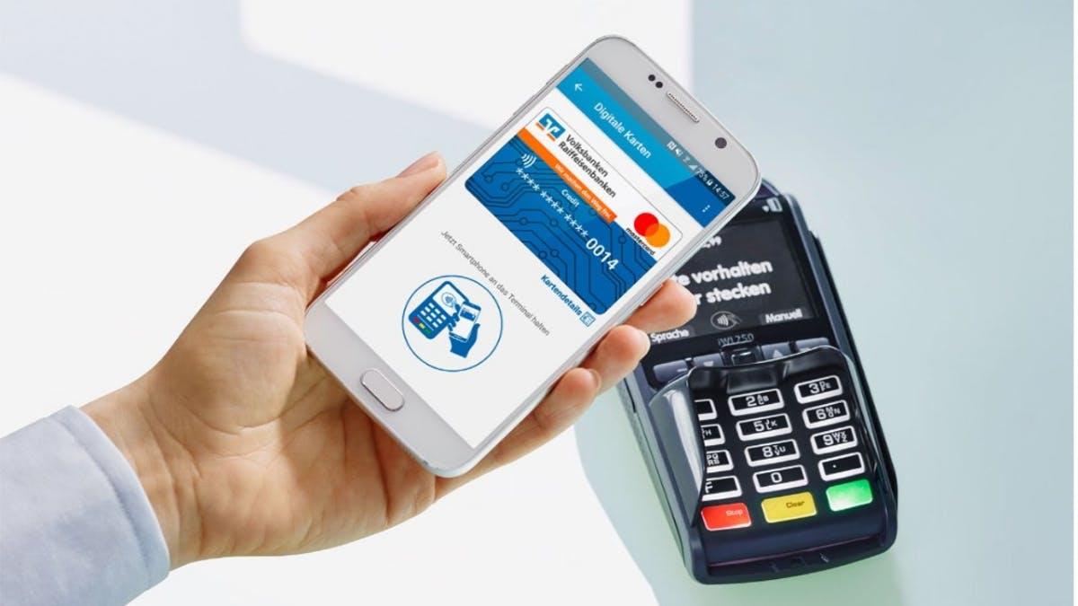 Digitale Girocard: Mobiles Bezahlen per Android-Smartphone kommt im Sommer