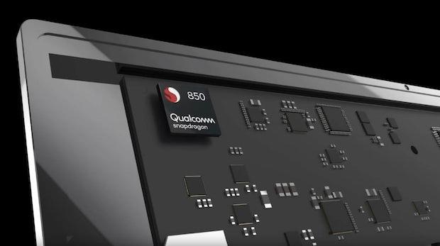 Snapdragon 850: Always-Connected-PCs sollen 30 Prozent schneller werden