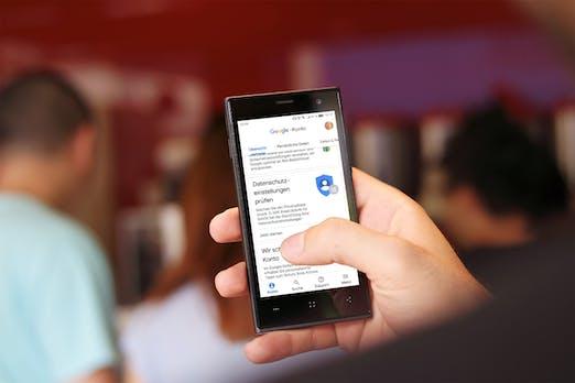 Das neue Google-Konto ist da: Mehr Kontrolle und Transparenz