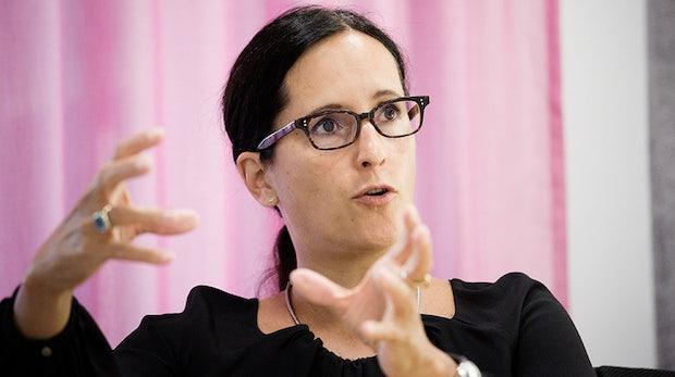 """So arbeitet Katharina Borchert: """"Ich mache, was erfolgreiche Menschen nicht tun"""""""