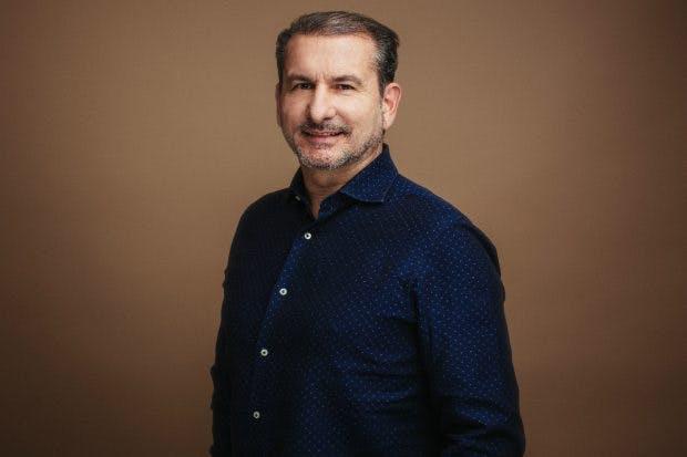 CEO Dr. Roland Folz will mit der Solarisbank jetzt auch im Blockchain-Markt mitmischen. (Foto: Max Threlfall)