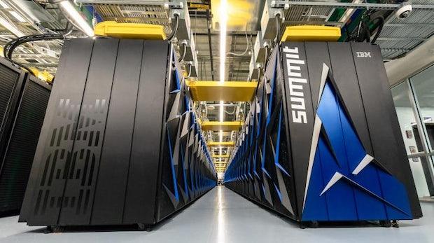 Summit: Neuer leistungsstärkster Supercomputer steht in den USA