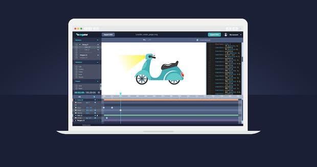 Animierte GIFs waren gestern: Dieses Tool bringt Bewegung in deine SVG