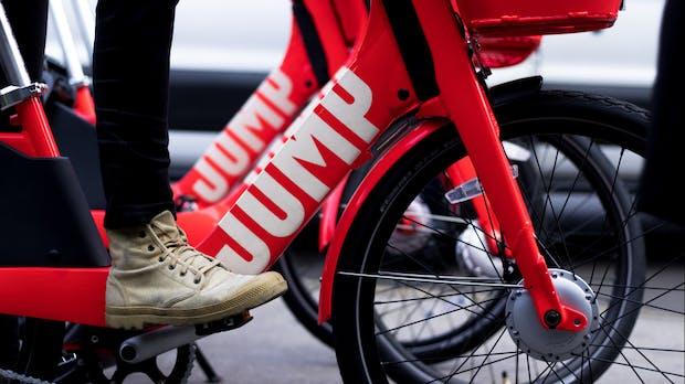 Uber-Tochter Jump Bikes stellt E-Fahrräder in Berlin auf – Start lässt weiter auf sich warten