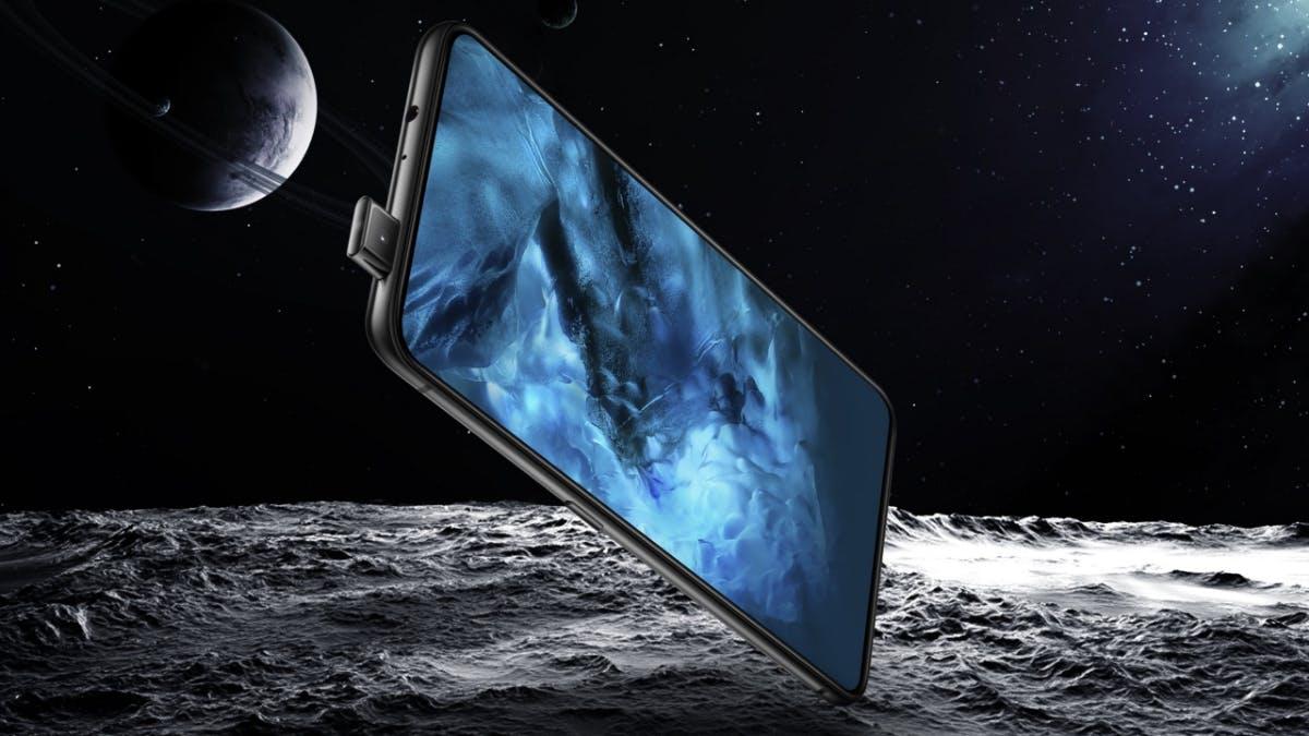 Ohne Notch: Vivo präsentiert randloses Volldisplay-Android-Smartphone