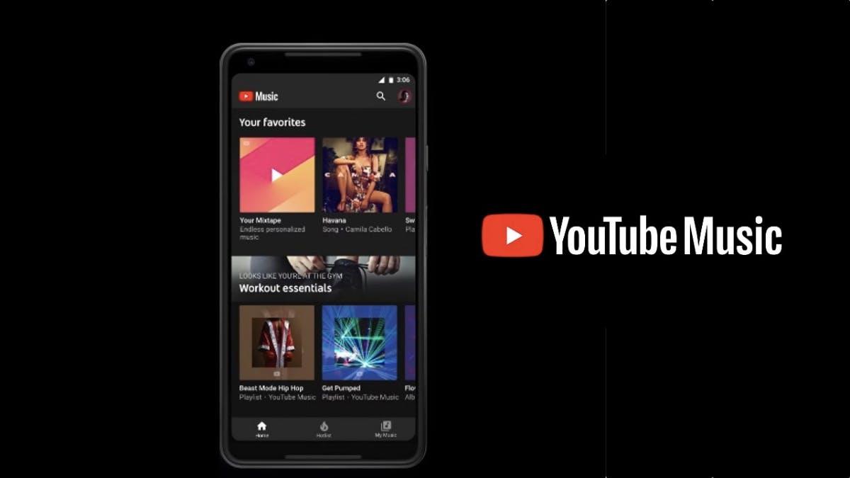 Youtube Music: Musik-Streaming-Dienst ab sofort in Deutschland und Österreich nutzbar