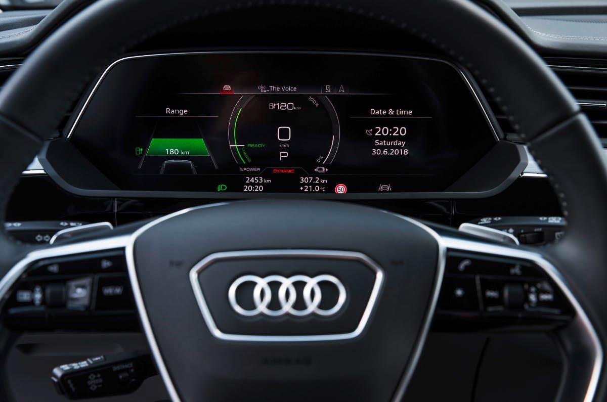 E-Tron: Audi startet Serienfertigung des vollelektrischen SUV