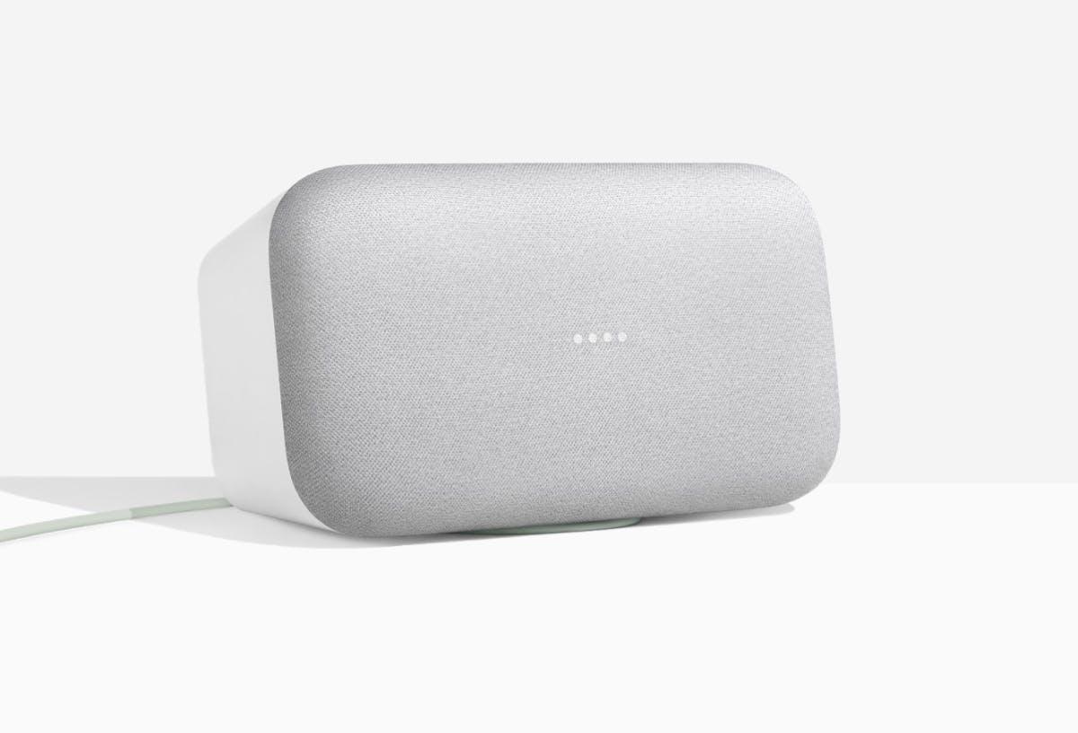 Google bringt smartes Speaker-System Home Max zur IFA nach Deutschland