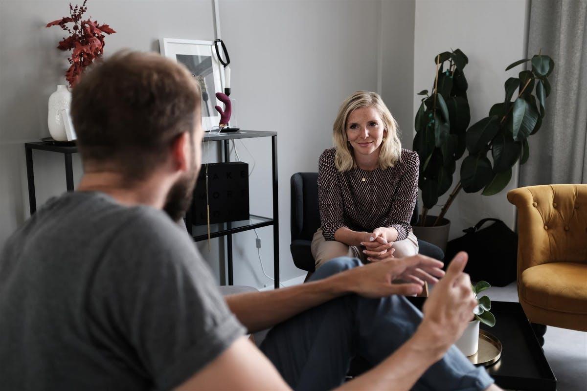 """""""Was uns fehlt, ist der Drang was Großes zu machen"""" - Lea-Sophie Cramer im Podcast """"Update mit"""""""