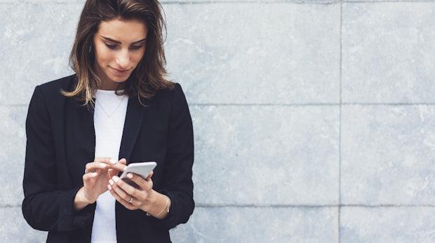 bewerbung in 15 sekunden so klappt das mobile recruiting - Foto Fur Bewerbung