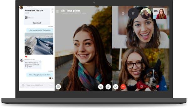 HD-Video, @mentions und mehr: Microsoft veröffentlicht Skype 8.0 für den Desktop