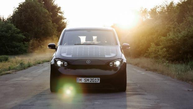 Sono Motor Sion: Solar-Elektroauto. (Foto: Sono Motors)