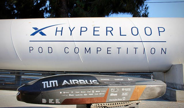 Münchener Studenten gewinnen Elon Musks Hyperloop-Competition