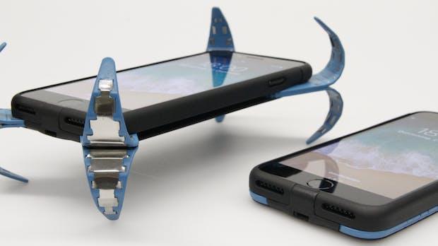 Diese Schutzhülle aus dem Schwabenländle verpasst eurem iPhone einen Airbag