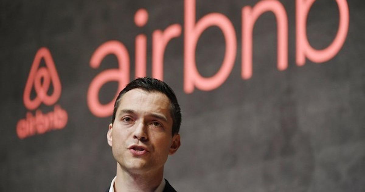 Airbnb Feiert Jubiläum Die Schlechteste Idee Die Jemals