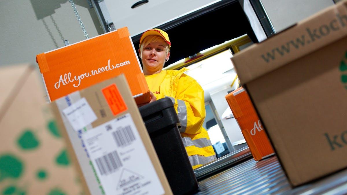 DHL schließt Online-Marktplatz Allyouneed