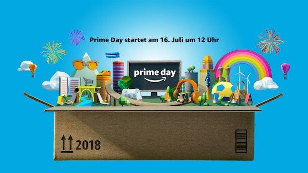 Amazon-Prime-Day-2018 in Deutschland: Alle Informationen im Überblick