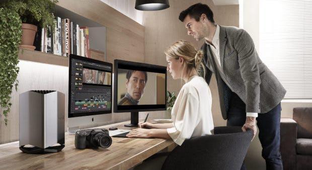 Apple bietet eine externe GPU für die Macbook Pros an. (Bild: Apple)