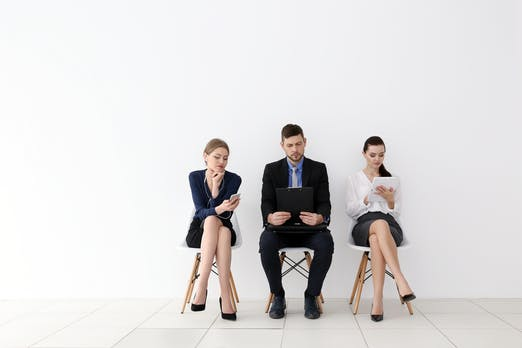 Bewerbungsprozess: Wo Bewerber vertrauen und wo sie skeptisch sind