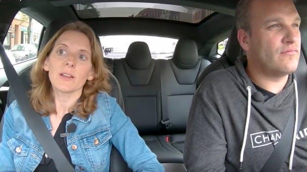 """Laura Kohler bei Changerider: """"Startups werden von Corporates zu Tode geliebt"""""""
