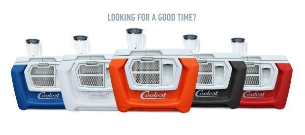 Unnötig kompliziert: Experten nehmen den Crowdfunding-Hit Coolest Cooler auseinander. (Foto: Coolest Cooler)