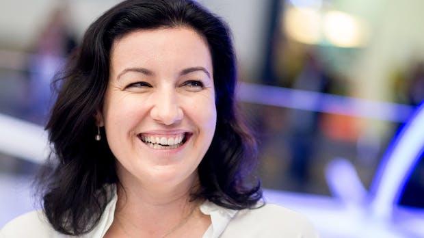"""Dorothee Bär: """"Die Corona-Warn-App ist ein Paradebeispiel für zukünftige IT-Projekte"""""""
