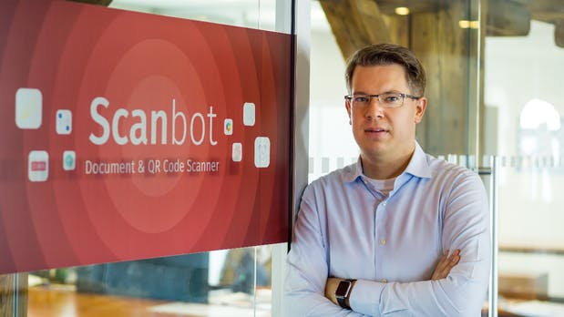 Frank Thelen will seine Scanner-App für Millionen verkaufen