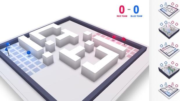 Google-KI schlägt Gamer bei Quake III Arena