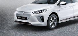Hyundai Ioniq elektro. (Bild: Hyundai)