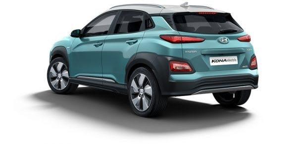 Hyundai Kona Elektro. (Bild: Hyundai)