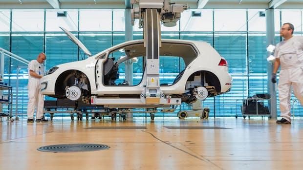 Wie die Autoindustrie mit dem Wandel hadert