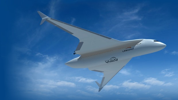 Unternehmen aus Frankreich will fliegende Züge entwickeln