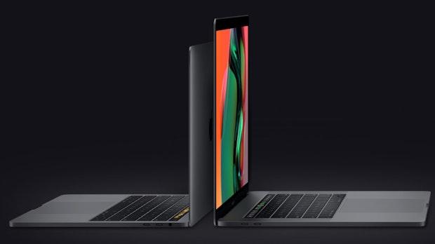 """Macbook Pro (2018): Neue Modelle mit mehr RAM und """"Hey Siri"""""""