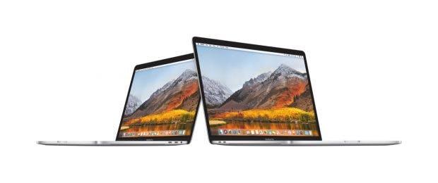 Das neue Macbook Pro 2018. (Bild: Apple)