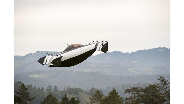 Elektroflugzeug Blackfly. (Bild: Opener)