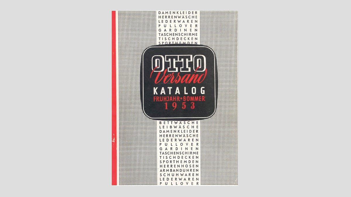Das Ende des Otto-Kataloges und was es über uns aussagt