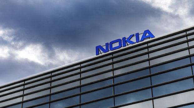 Kerngeschäft schwächelt: Nokias Umsatz ist zurückgegangen