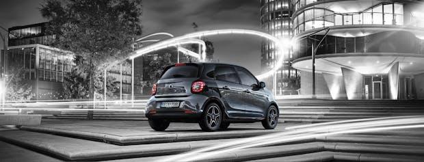 Joint Venture mit Geely: Daimler baut den Smart künftig in China