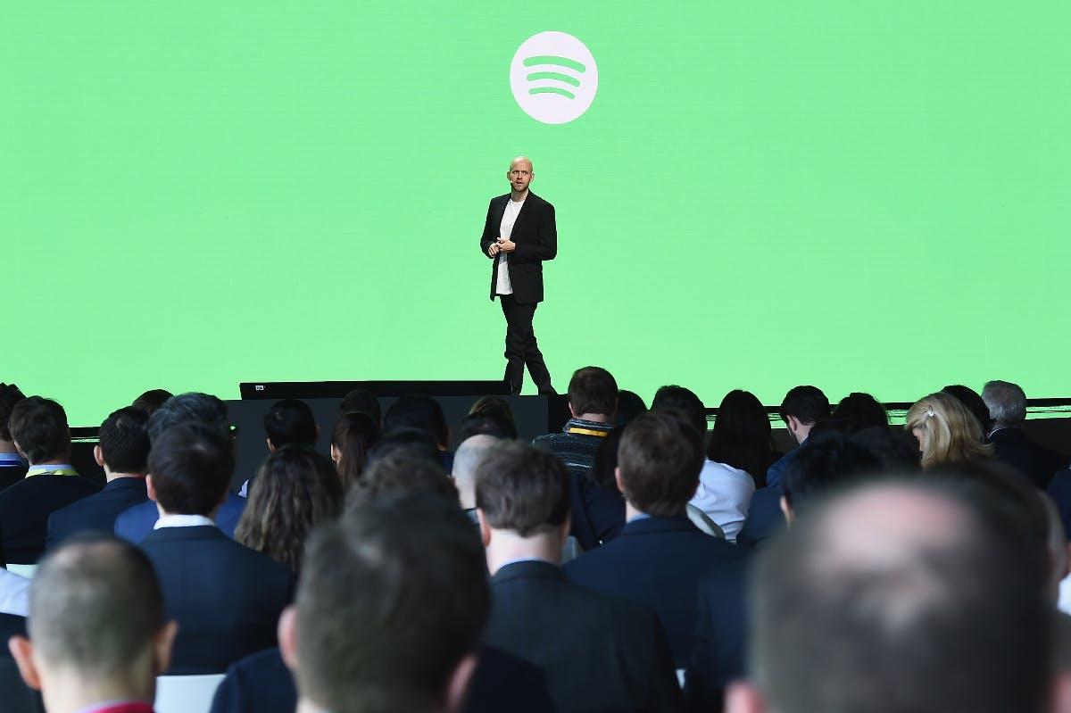 Spotify hält Apple mit überraschend guten Quartalsergebnissen auf Distanz