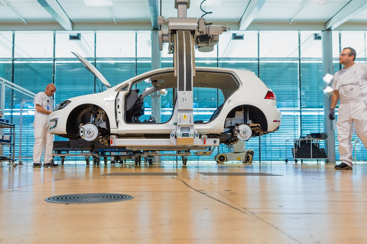 Digitalisierung: Autozulieferer auf neuen Pfaden und gut unterwegs