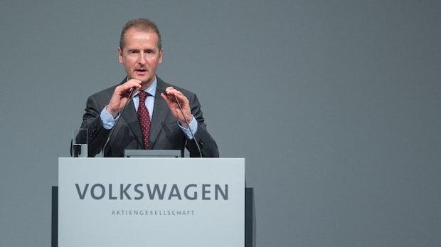 """""""So wertvoll wie Amazon und Apple"""" – VW-Chef Diess hat die Software-Revolution nur halb verstanden"""
