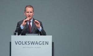 Volkswagen-Chef: Ford-Kooperation zur Elektroplattform auf der Zielgeraden