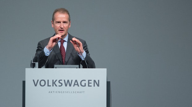 VW-Chef: Kooperation mit Ford zur Elektroplattform auf der Zielgeraden