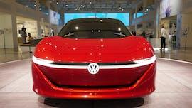 Prototyp des VW I.D. Vizzion. (Foto: t3n.de)
