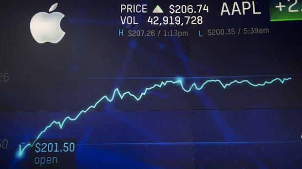 Apple, Tesla und Wirecard: Sind die Tech-Aktien wirklich ihre Rekordpreise wert?