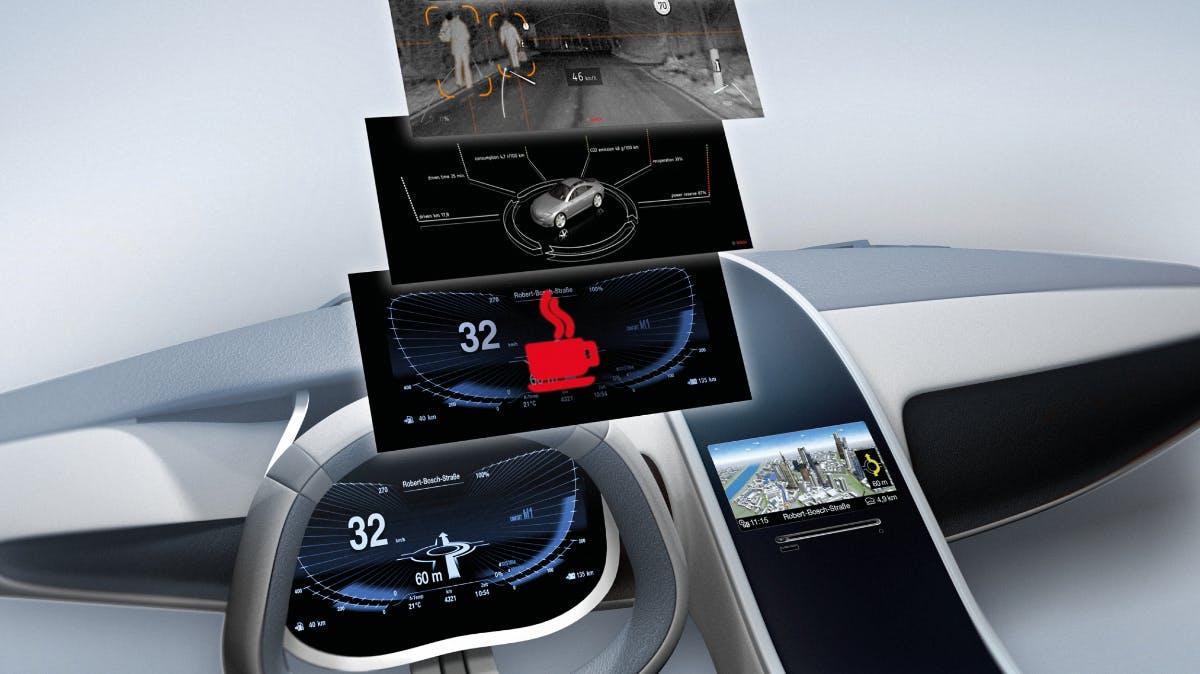 Career Event von Bosch Car Multimedia: Jobchancen und fachliche Einblicke