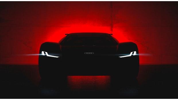 Audi PB18-E-Tron. (Foto: Audi)