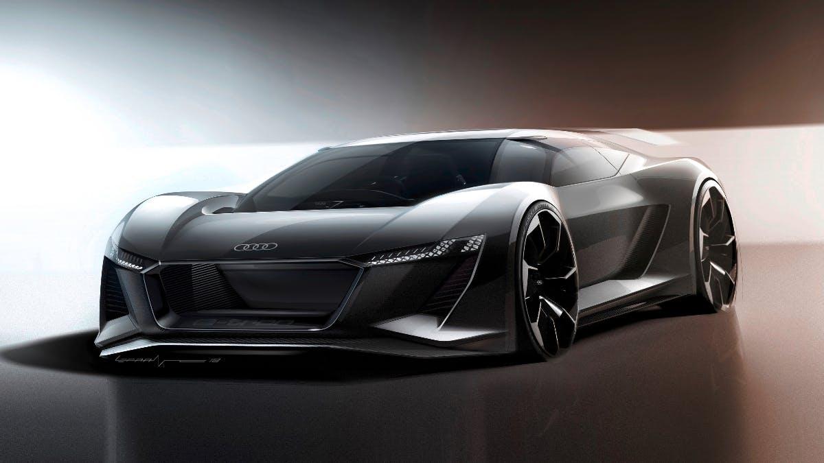 Audi PB18 E-Tron: Dieser Elektro-Sportwagen schafft es von 0 auf 100 in 2 Sekunden