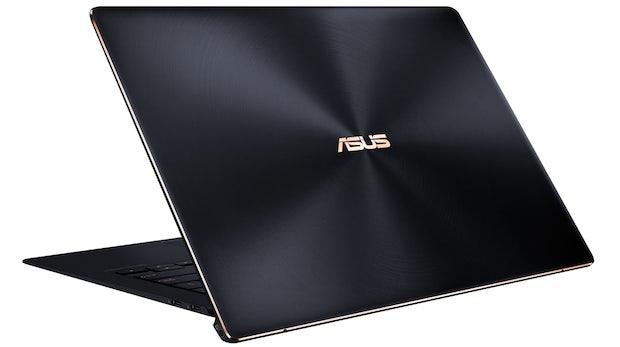 Asus Zenbook S – Neues Notebook mit bis zu 20 Stunden Laufzeit